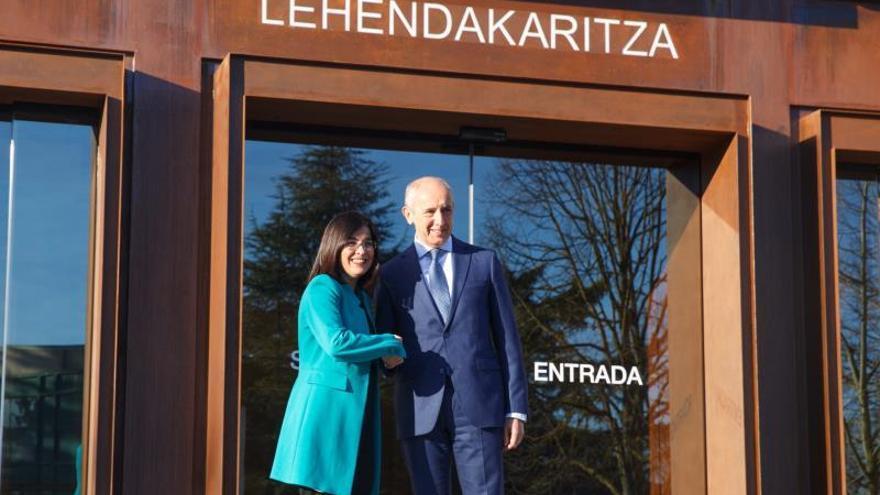 Los gobiernos central y vasco dejan para 2021 estudiar los traspasos en la Seguridad Social