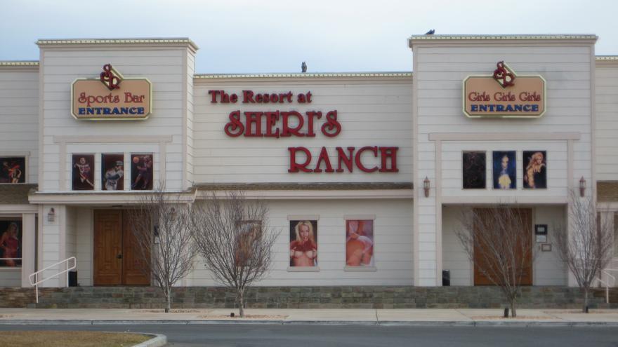 Exterior del rancho