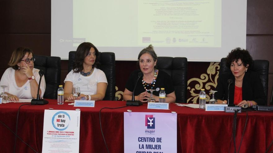 Instituto de la Mujer, jornadas contra la trata y la prostitución en Ciudad Real