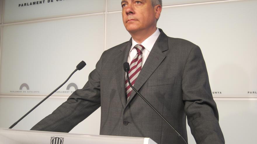 """Navarro recuerda que el PSC ya avisó que la declaración generaría """"confrontación"""""""