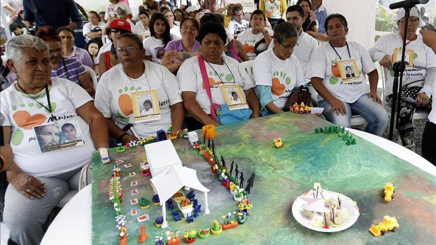 Finaliza la primera fase de exhumación en Colombia sin hallar restos humanos