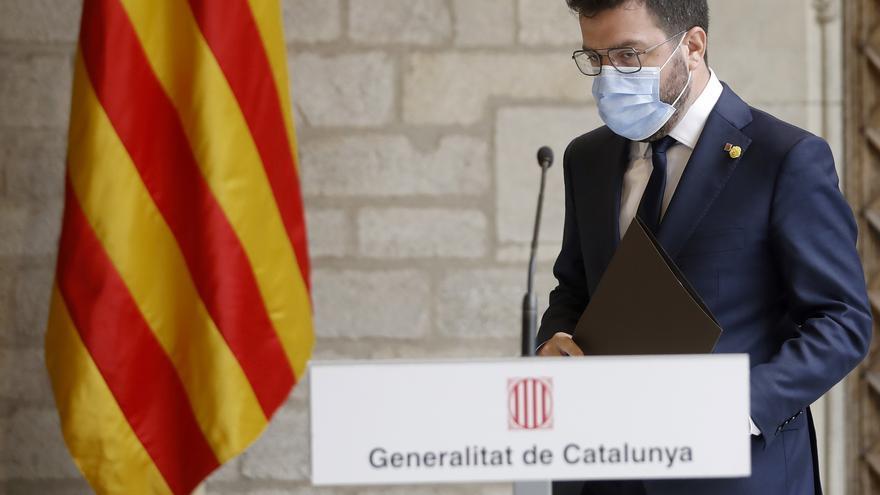 """El Tribunal de Cuentas rechaza los avales de la Generalitat por el """"procés"""""""