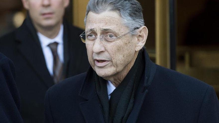 El expresidente de la Asamblea de Nueva York se declara no culpable de corrupción