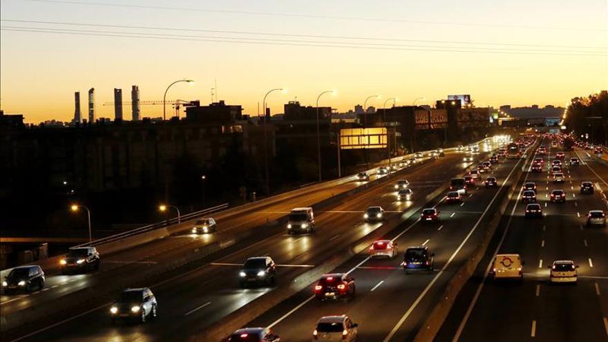 Diez muertos en otros tantos accidentes de tráfico durante el fin de semana