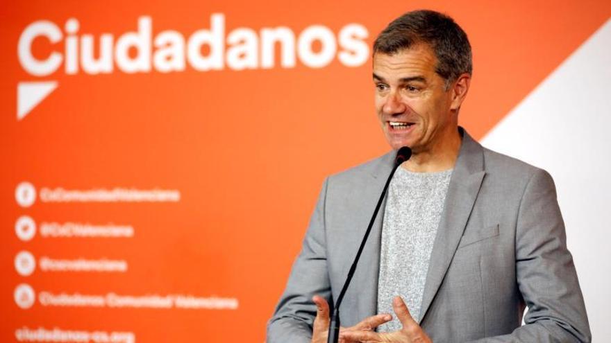 """Cantó: Cs ejercerá el liderazgo de la oposición ante la """"caída libre"""" del PP"""