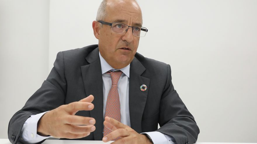 Joan Cavallé, director general de Caja de Ingenieros.