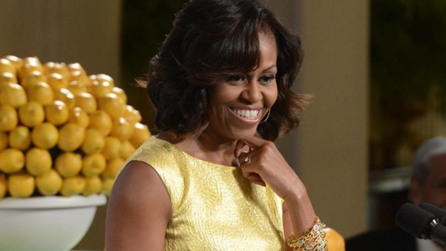 """Michelle Obama llega a los 50 """"relajada"""" y mejor que nunca"""
