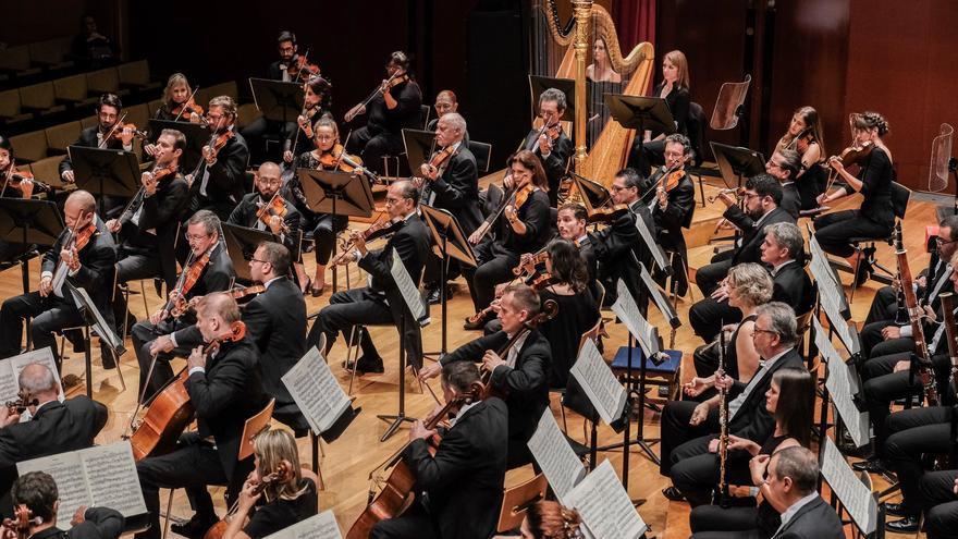 (Imagen de archivo) Orquesta Filarmónica de Gran Canaria.