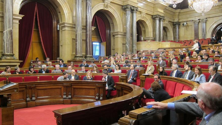 El último pleno del año del Parlament abordará Presupuestos y una iniciativa de apoyo a Forcadell
