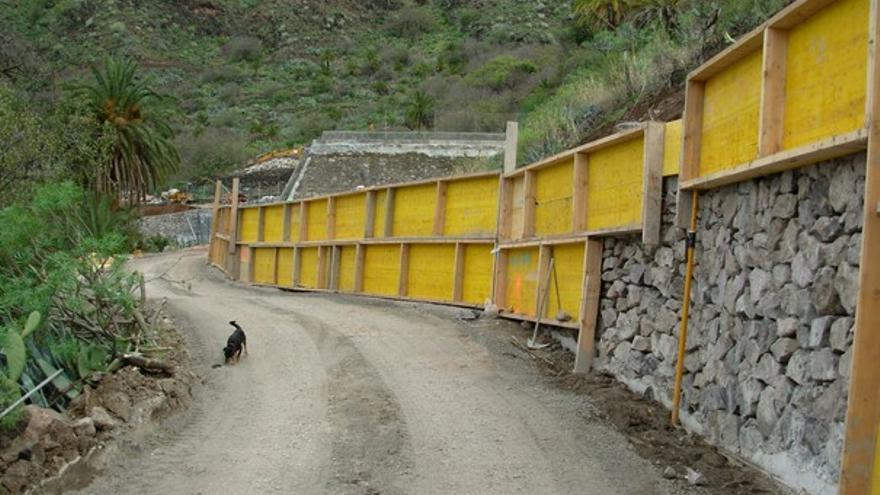 De las obras ilegales en Agaete #2