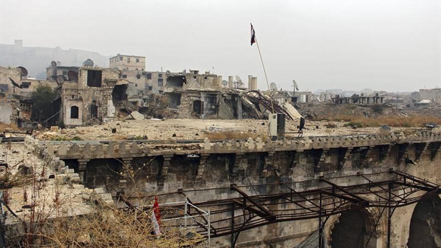 Una explosión en la parte este de Alepo causa al menos dos muertos