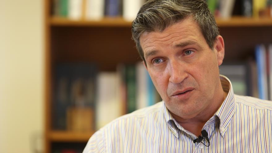 Javier Doreste, concejal de Urbanismo de Las Palmas de Gran Canaria