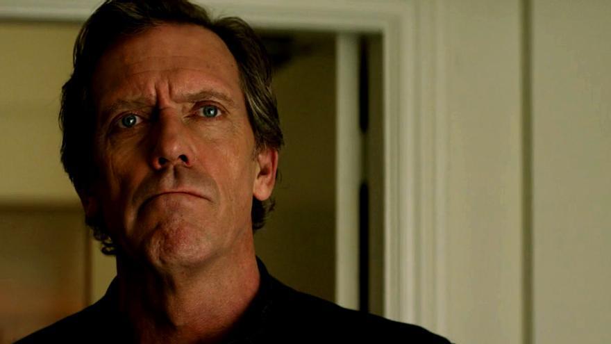 """Hugh Laurie en """"Chance"""""""