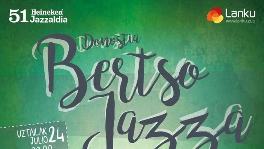El 51 Heineken Jazzaldia de San Sebastián recupera este año el proyecto BertsoJazza