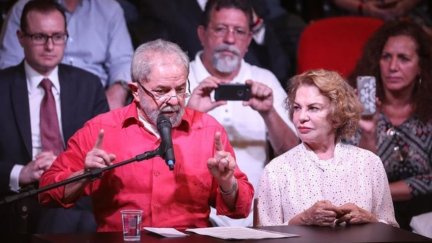 """El Fisco multa al instituto de Lula por """"desvío de finalidad"""""""
