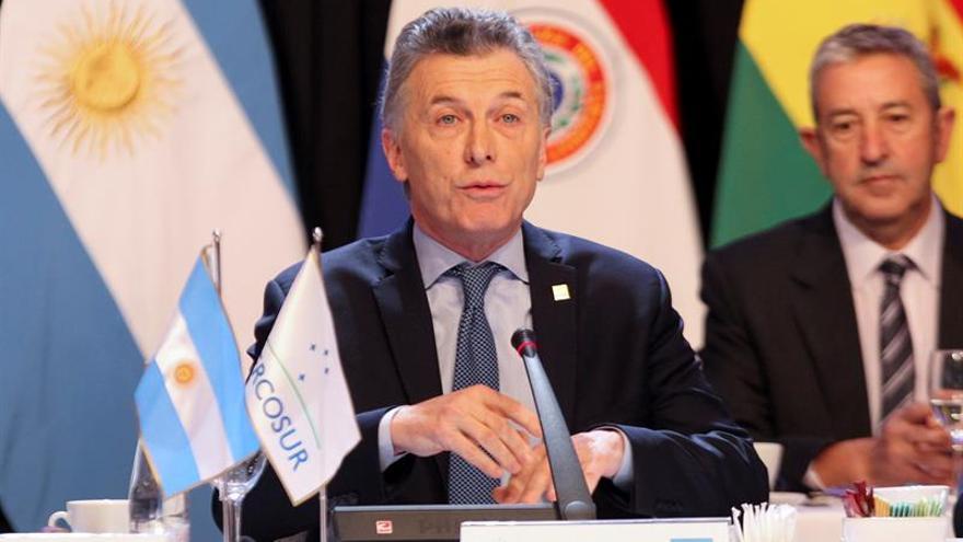 El Mercosur insta a restablecer el orden institucional en Venezuela y a dialogar
