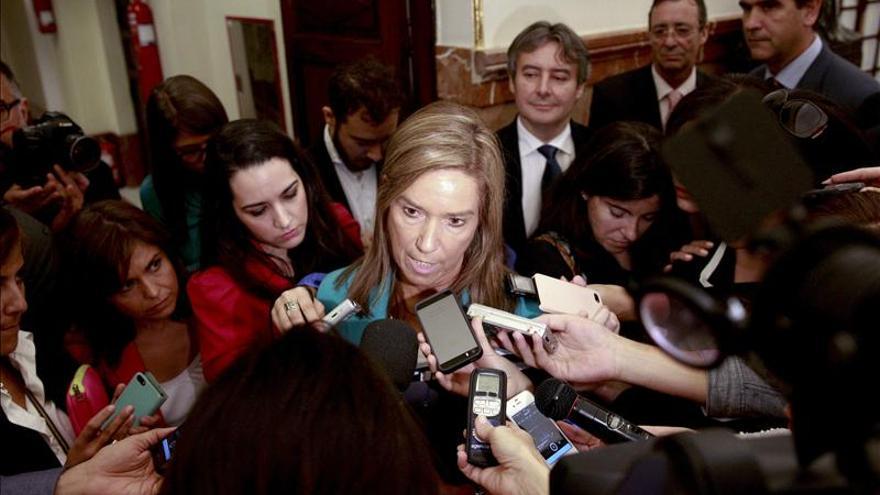 """Mato asegura que España está """"perfectamente preparada"""" para afrontar el ébola"""