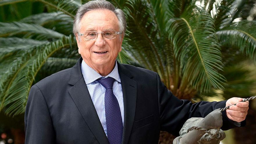 Tomas Fuertes, presidente del Grupo Fuertes
