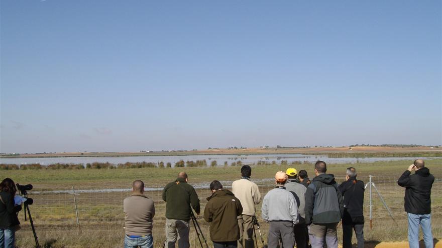 Laguna de Manjavacas. Foto por Ecologistas en Acción.