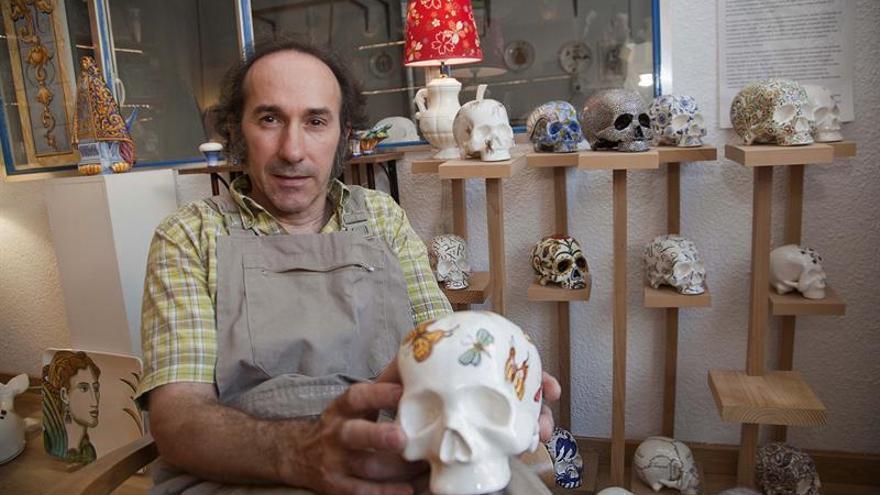 El Museo Cerralbo apuesta por nuevas creaciones de la cerámica de Talavera