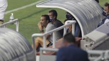 Rubén Baraja solo piensa en el partido frente al RC Deportivo