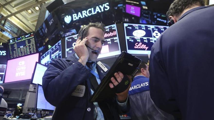Wall Street abre a la baja y el Dow Jones cede un 0,19 %