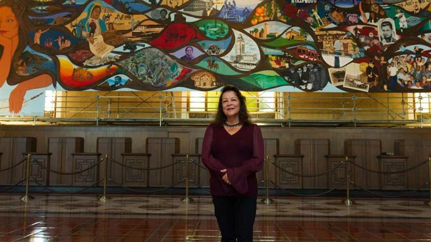 Los Ángeles compra un histórico mural chicano que fue censurado