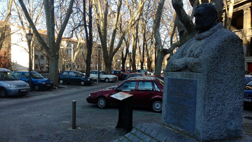 El paseo de Hemingway, la zona en la que se produjo el choque.