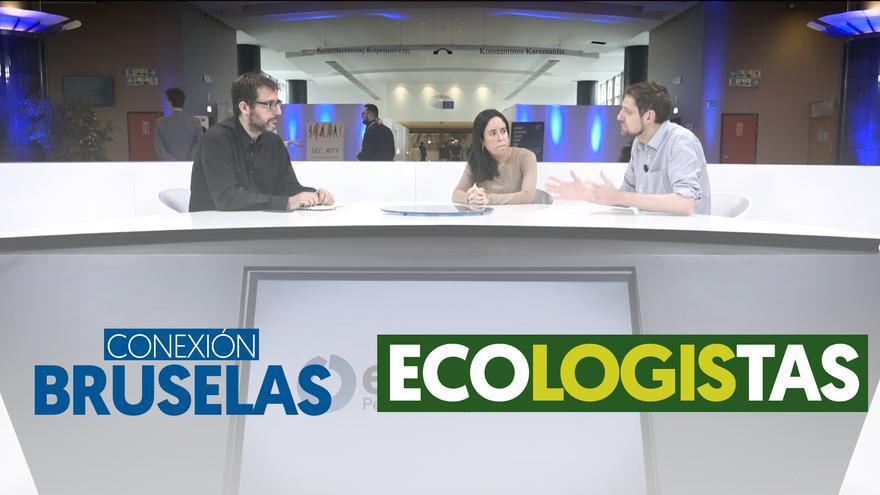 Conexión Bruselas ecologistas