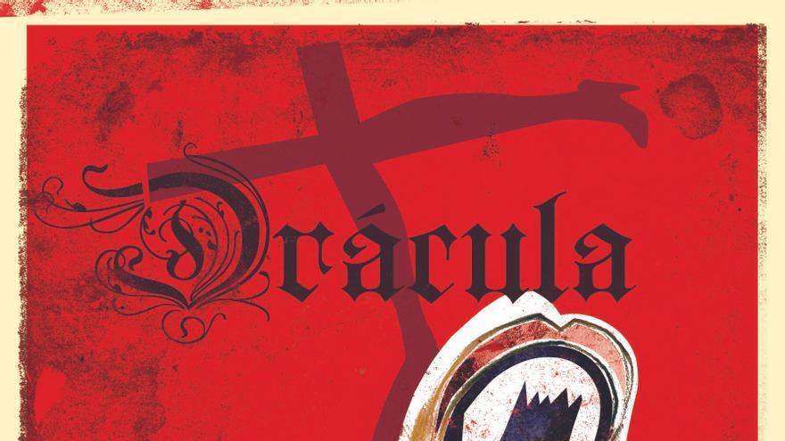 Cartel de la obra 'Drácula', última creación de la compañía tinerfeña