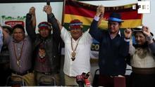 """Indígenas de Ecuador buscan un nuevo modelo sin el """"paquetazo"""" del Gobierno"""