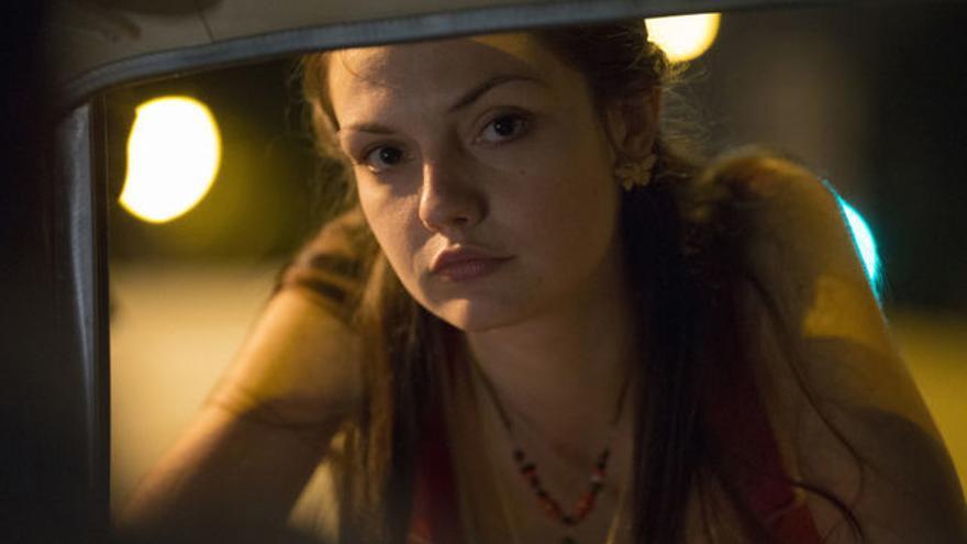 Emily Meade es Lorie, recién llegada del medio oeste en el reparto de 'The Deuce'