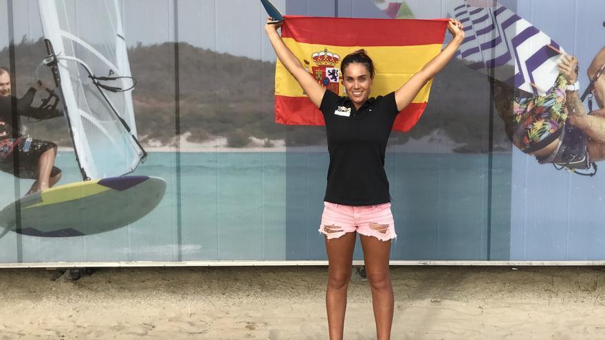 Blanca Manchón ha sumado su sexto mundial.