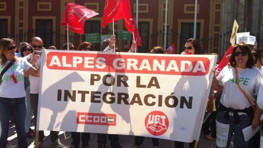 Unos 200 agentes locales de empleo piden ante San Telmo su reincorporación tras declarar nulos los despidos el TS