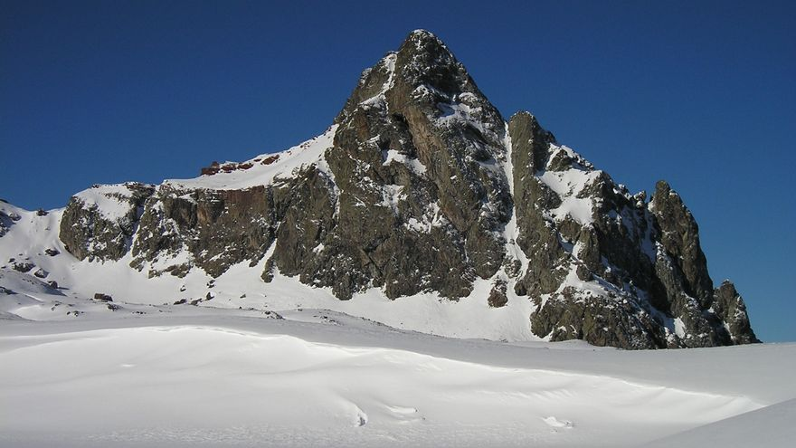 Panorámica del Pico Anayet.