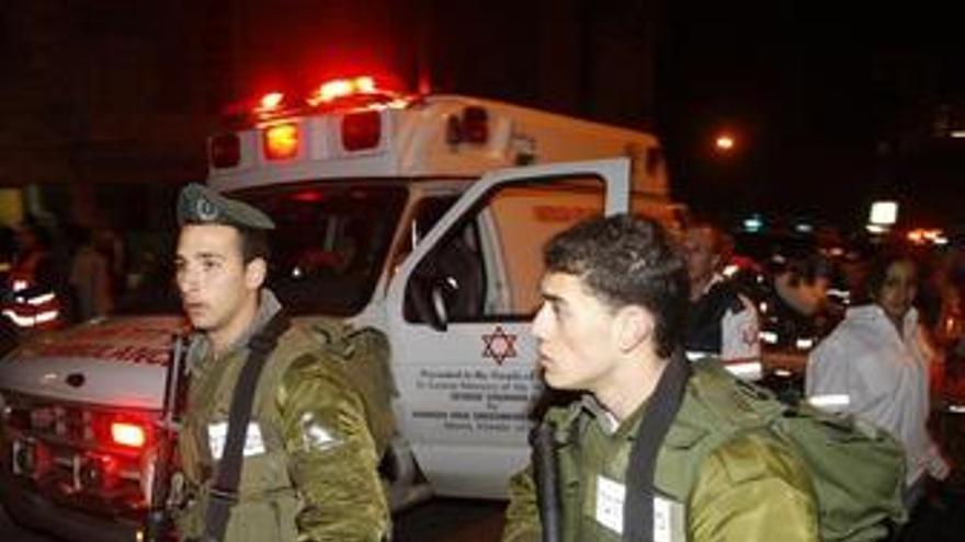 Ocho personas mueren en un tiroteo en una escuela judía cerca de Jerusalén (Isra
