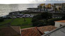 Plaza de San Fernando y barranco de Las Nieves desde El Castillo.