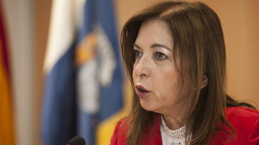 Brígida Mendoza, consejera de Sanidad