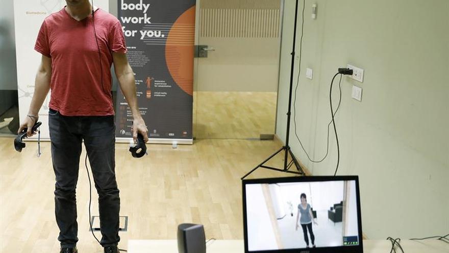 Rehabilitan maltratadores con realidad virtual que les hace sentirse víctimas