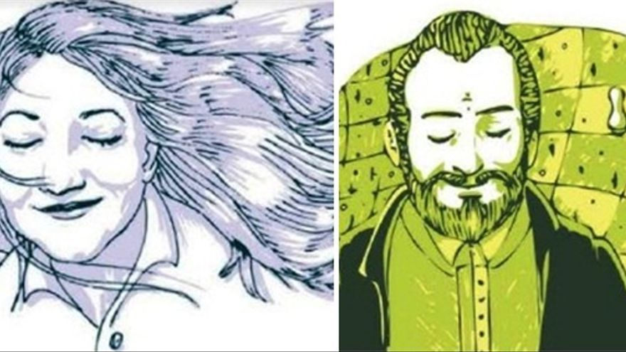 Dulce Chacón y Ruy López aparecen en los billetes de varamedí
