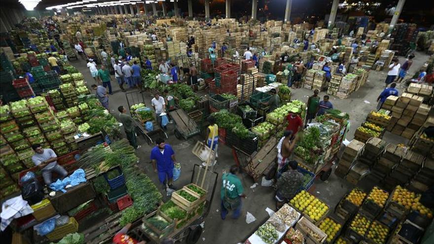 La inflación llegará a los dos dígitos en Brasil este año, según los economistas