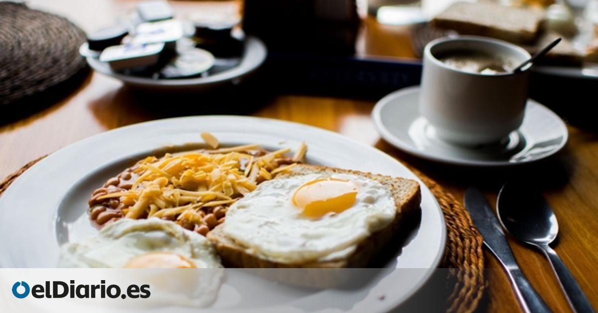 Cómo Debe Ser Un Desayuno Saludable