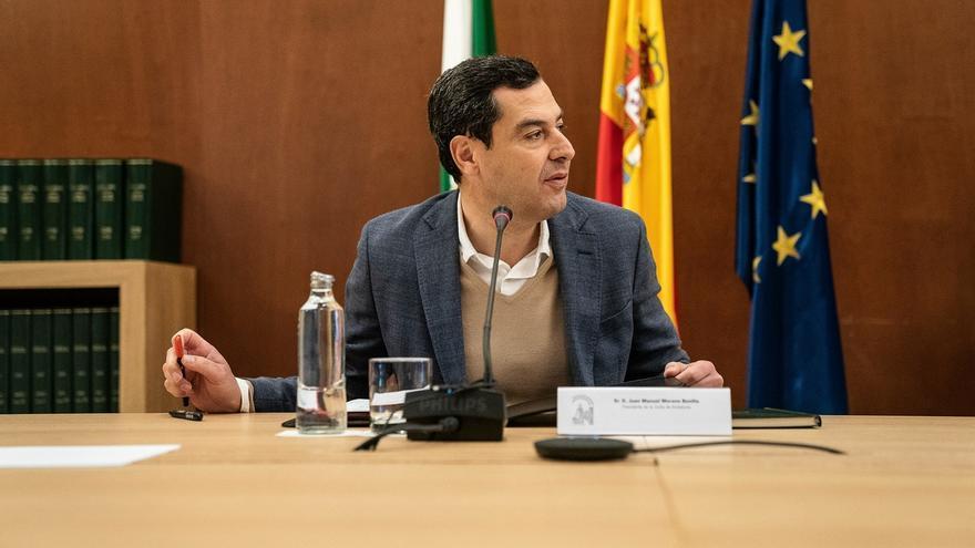 """Moreno: El confinamiento """"se puede prolongar hasta finales de abril"""" y debe levantarse """"de forma gradual"""""""