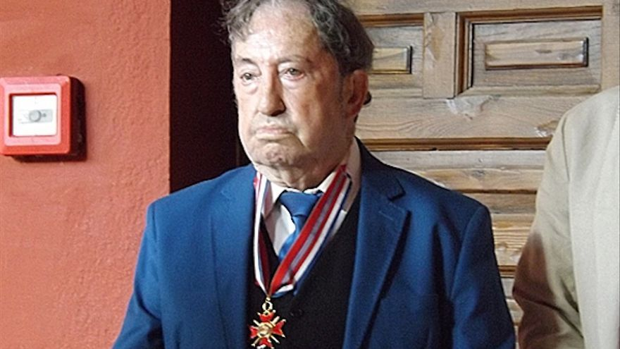 Carlos Santiesteban, artista de Guadalajara / Foto: Guadaque.com
