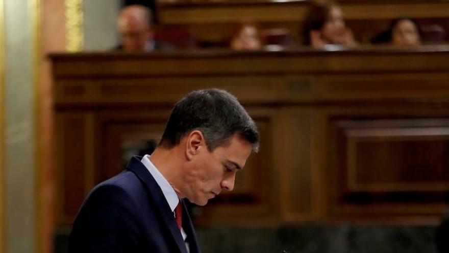 Sánchez se compromete a la creación de una Oficina de Derechos del Autor