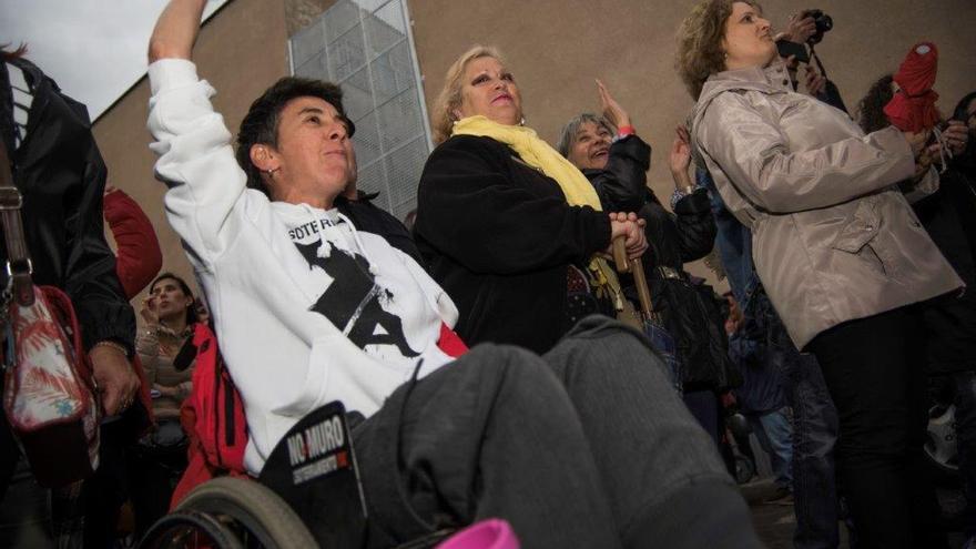 Unitat contra la repressió: murcianos y catalanes en las vías para apoyar el soterramiento del AVE | Carlos Trenor