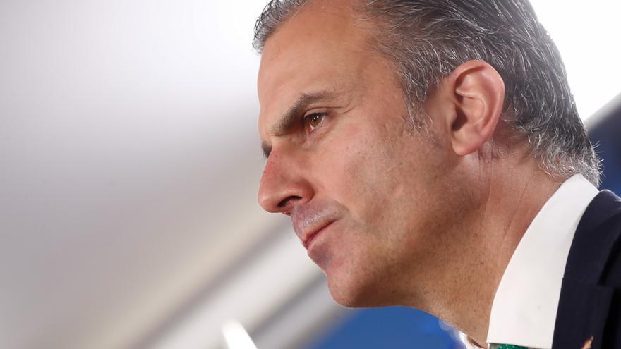 """Vox se queja de que Ortega Smith ha sido víctima de una """"mordaza pública"""" por oponerse al """"silencio negacionista"""""""