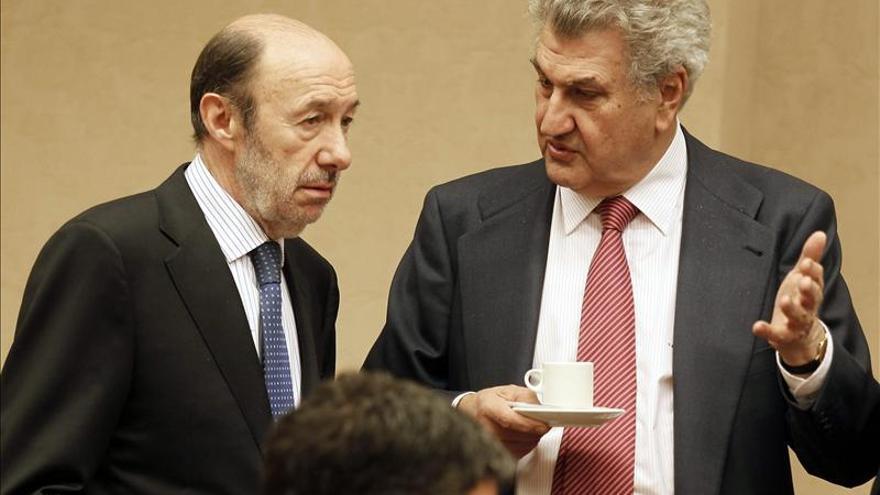 El PSOE pedirá mañana a la Audiencia que investigue las supuestas cuentas B en el PP