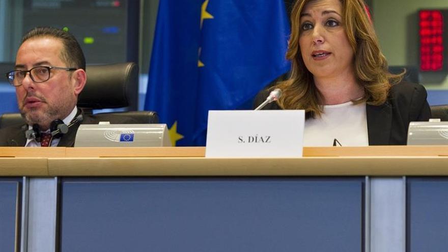 Díaz clama por Partido Socialista Europeo más fuerte frente a los nacionalismos