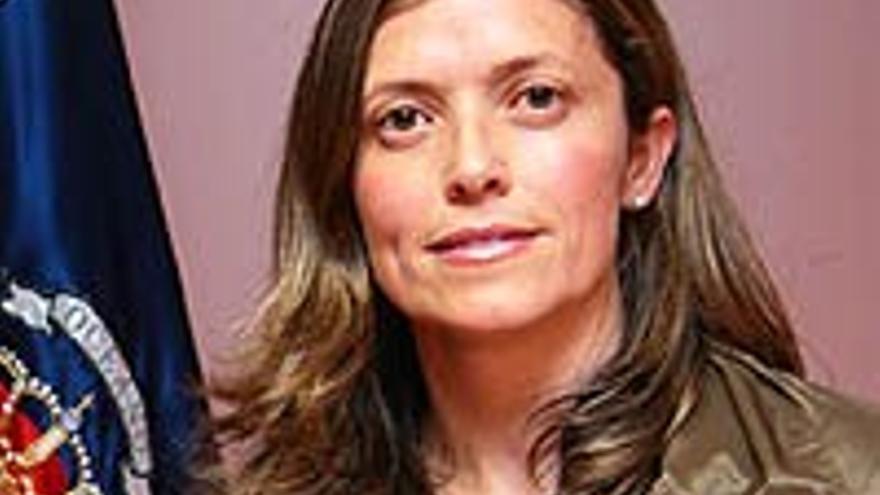 Lourdes Quesada, secretaria general del SCS.